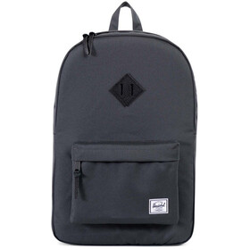 Herschel Heritage rugzak, dark shadow/black